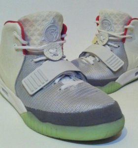 Nike Air Yeezy 2 grey