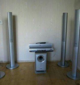 Домашний кинотеатр Panasonic sc-ht878