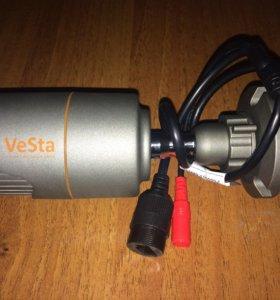 IP камера для видеонаблюдения.