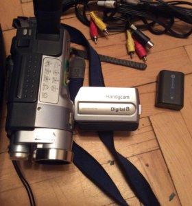 Sony handycam digital 8 dcr-trv147e pal