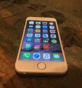 iPhone 6 gold 128gb(original)