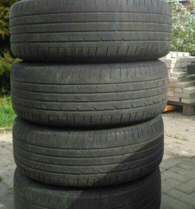 Оригинальный комплект колес Audi Q5 235/60 r18
