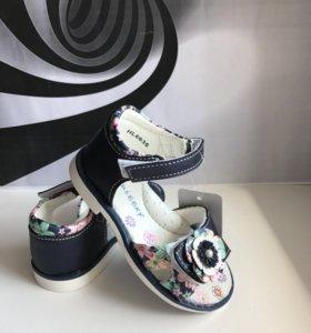 Новые детские сандалии ( босоножки (