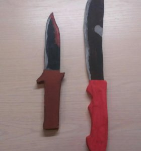 Ножи из игр