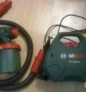 Краскопульт Bosch