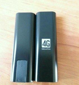 Унивирсальный модем 4g под любую симку.