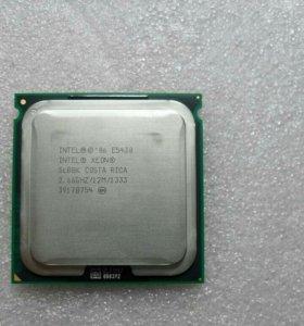 Процессор Intel xeon LGA771 E5430
