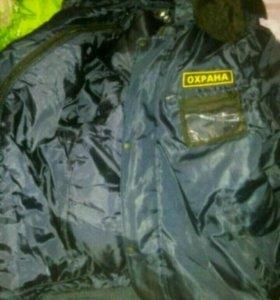 Охранная униформа