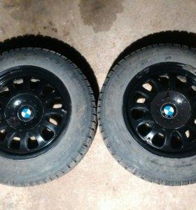 Комплект из 4 колес bmw e39,e46 Т.П