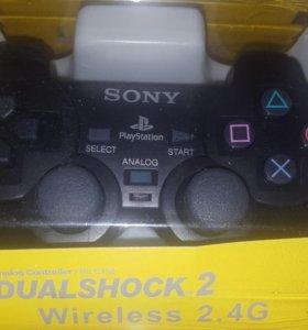 Беспроводные джойстики PS2