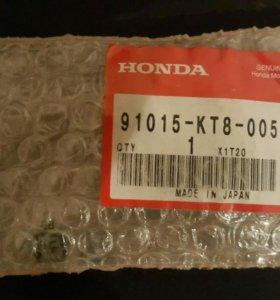 Подшипники рулевой колонки для мотоцикла Honda