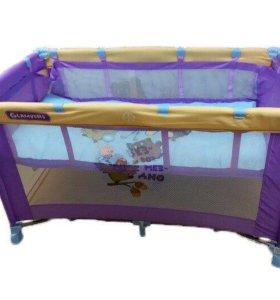 Кровать- манеж детский