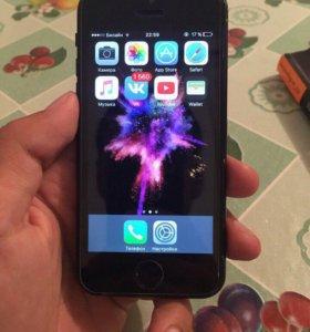 iPhone 5s под 7-ку