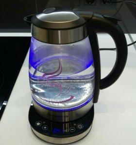 Чайник Polaris 1,7 л с терморегуляцией