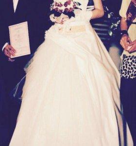 Платье свадкбное