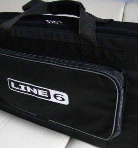 Новый кейс для гитарного процессора Line 6 POD HD