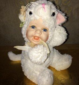 Фарфор:ребёнок-игрушка