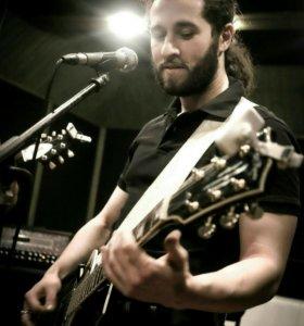 Уроки игры на гитаре м.Коломенская