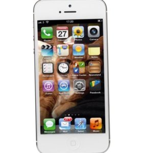 IPHONE 5 16-GB