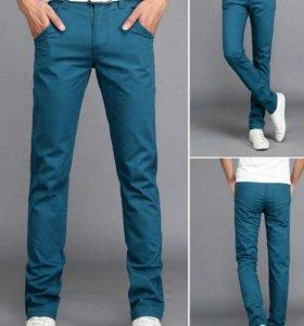 Мужские брюки (тонкие)