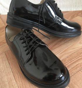 Туфли военные! Новые
