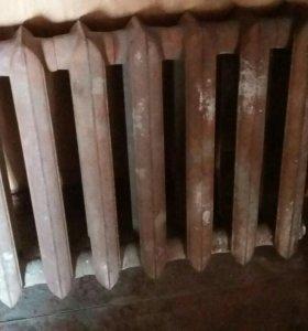 Радиатор отопления 7 секций (чугунный) новый