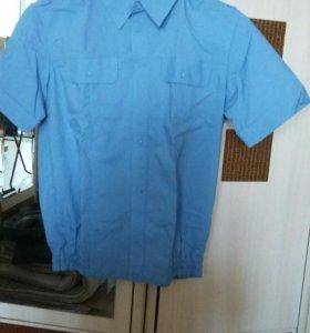 Рубашка форменная офицерская.