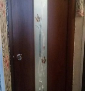 Межкомнатная дверь б/у на 60
