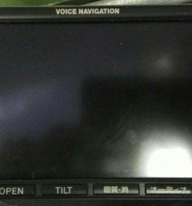 Головное устройство магнитола Toyota surf