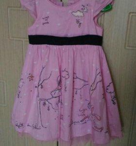 Платье 92-98 размер