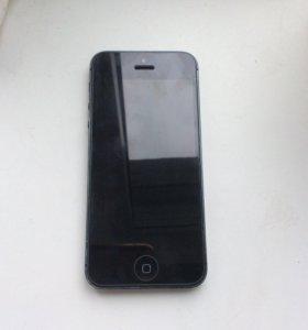 Iphone 5 64 gb black