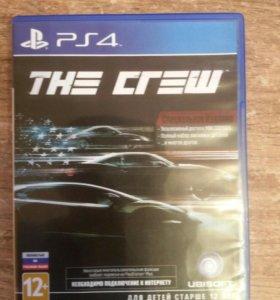Игра ps4 The Crew