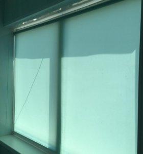 Кассетные и рулонные шторы