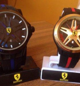 Часы Ferrari - крутой подарок)