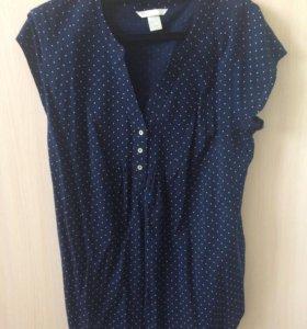 Новая блузка для беременной H&M