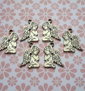 Подвеска ангелочек
