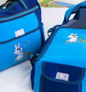 Комплект из 3 сумок для новорожденного