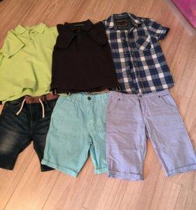 Одежда на мальчика 8-9лет