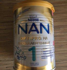 Смесь Детская Nan гипоаллергенный