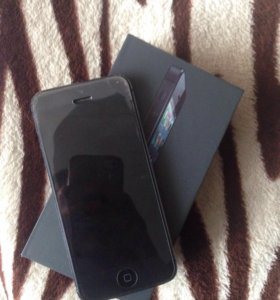 Продам iPhone 5 16 gb