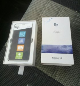 Телефон fly FS455