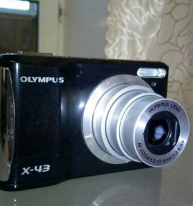 Цифровой фотоаппарат Olimpus X-43