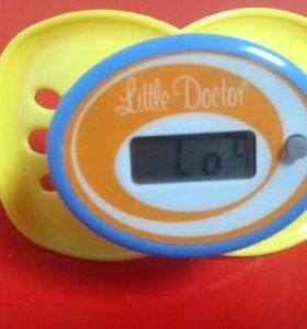 Соска-термометр Little doctor LD-303