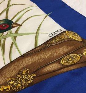Gucci платок оригинал