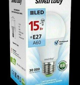 Светодиодные Led лампы Е27 A60