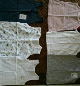 Майки, футболки, рубашки