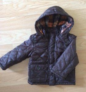 Куртка осень-весна 18-24мес