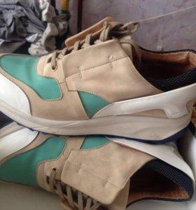 """Итальянские кроссовки """"Guliano Fujiwara"""