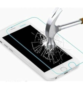 Защитное стекло на iPhone5/5s