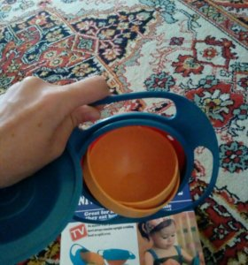 Тарелка-непроливайка